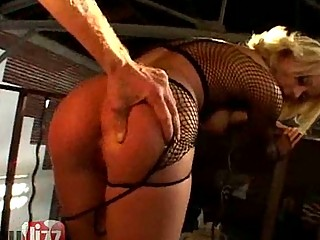 lady amp has some doggy style drilling adventures