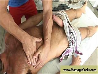 older massage