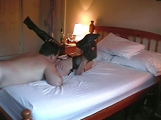 sexy mature girl receives mouth