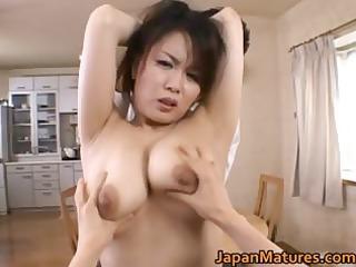 miki sato natural eastern mum has groupsex