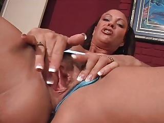 awesome woman solo masrurbation