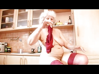 elderly norma without a dick this time