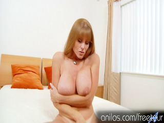 cougar girl darla cranes large breast and hungry
