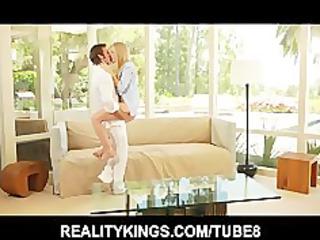 babe albino lady acquires a passionate fuck