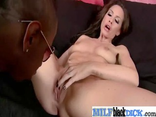 hot babe obtain drilled uneasy by dark dick