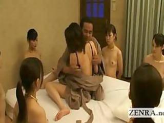 nudist bondage japan slaves turn on their granny