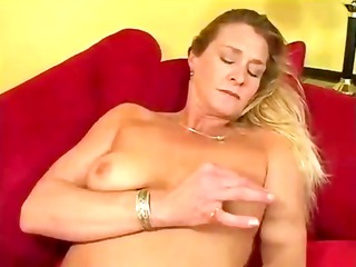 bleached angel ivy like into stockings eats dick