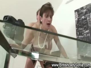 desperate grown-up bitch ravaged
