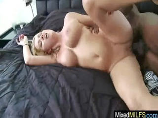 mature girl obtain banged difficult by ebony