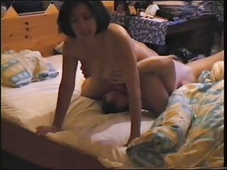 filipina housewife takes drilled