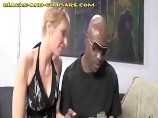 ebony sucked by grownup blondeblack