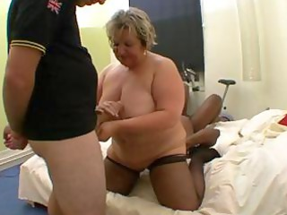 horny french fat mature, carole, obtains mixed