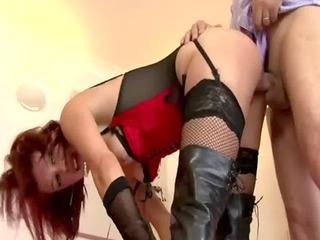 big ass mature whore acquires it up in the air