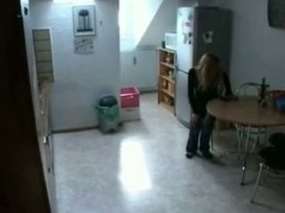 mother and daughter pay plumber.flv