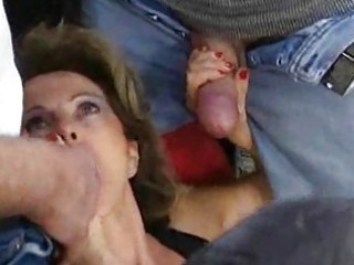 german grownup housewife obtains loads of