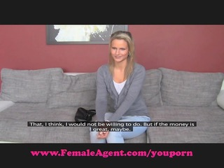 femaleagent. bisexual pale loveliness