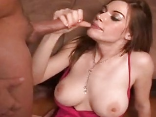 desperate lady roxetta throat banged with long