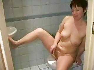 rehead desperate older masturbating shaved cave