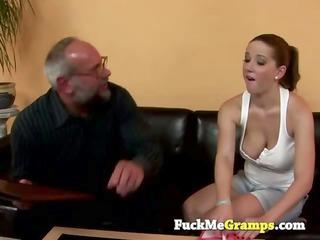 desperate angel masturbating granny professor