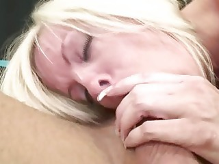 woman into cave slamming and cock sucking deed