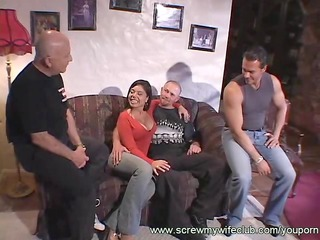 screwed brazilian housewife with huge breast