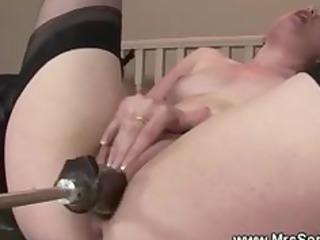 mature brit and her bang mechanism