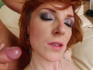 facial on milf erica