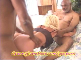 big black dick up grannys ass