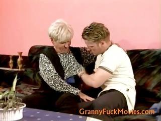 elderly seduced a teen boy