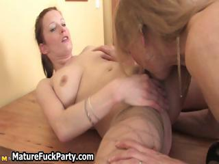naughty mature housewives fully pleasing part2