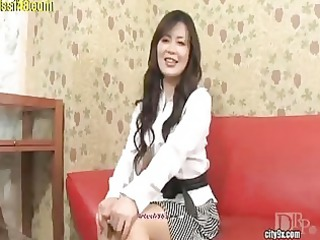 wonderful grown-up japanese babe with lingerie 1