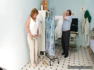 dirty old grandma gets her vagina part4