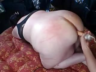 anal drilling serving his heavy lady by snahbrandy