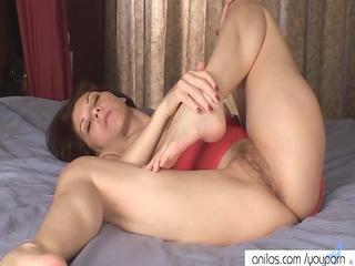 slutty woman copulates her shaggy prostitute