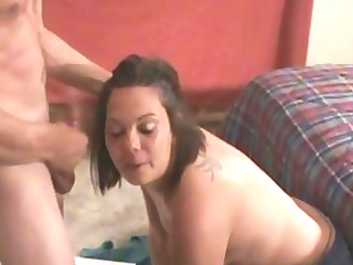 amateur older babe suffers bottom torment