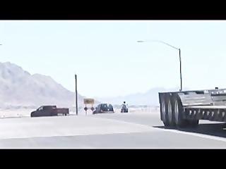 butch bear -- muscle bear truck stop part 1