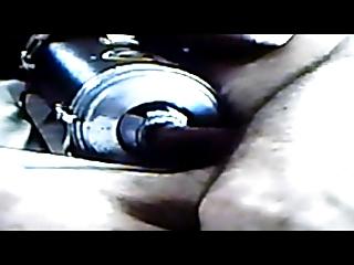 elderly boy gang-bangs vacuum