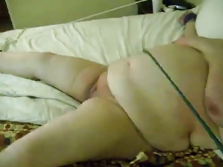 freaks of nature 130 heavy granny spanking