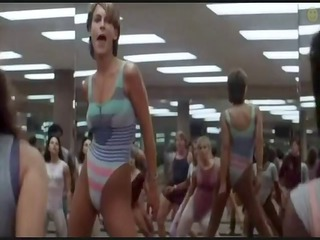 jamie lee curtis - best (slow motion)