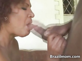 brazilian cougar angel bottom worshipped by ebony