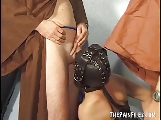 extreme woman slavesex and fellatios of leather