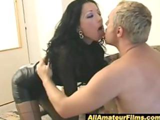 hot woman playing whore