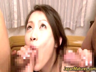 maki tomoda pure asian sweetheart enjoys super