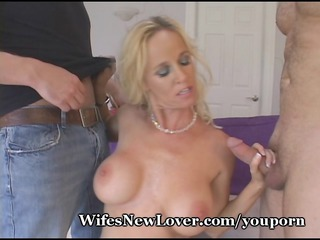 my tasting and piercing mature chick