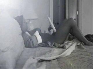 fine idea to place hidden cam in milf bedroom !!