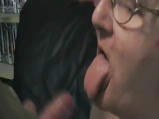 mature cum spilled