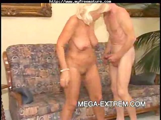 elderly hottie