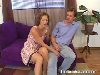 homegrownwives slut betty adores to please with