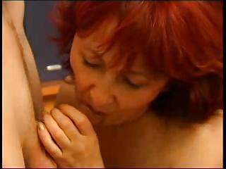 older baise avec un jeune by troc