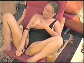german mature angel masturbate